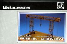 Hauler Models 1/72 Friese 16t German Field Crane Resin & Photo Etch Kit
