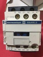 Telemecanique Square D contactor LC1 D09 BL 24vdc NEW