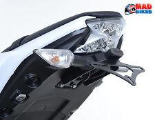 Kawasaki Z650 2017 R&G Racing Kennzeichenhalter,Kennzeichenhalter (schwarz)