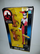 "Batman Harley Quinn Action Collection 9"" Doll hyena Pets New Batman Adventures"