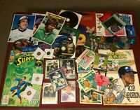 Special Junk Drawer Lot of Collectibles, Mookie Betts, Misc #11/25/1P
