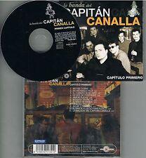 La Banda Del Capitán Canalla – Capítulo Primero,CD, Album,2002