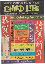 Child Life Magazine Happy New Year's Cover January 1980
