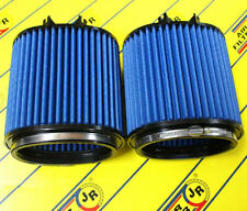 2 Filtres de remplacement JR Porsche 997 3.8 GTS 11/10-> 408cv