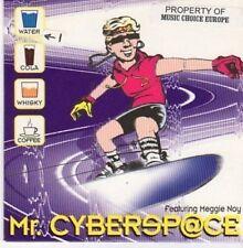 (BG718) Mr Cyberspace, Water Cola Whisky & Cof- 1996 CD