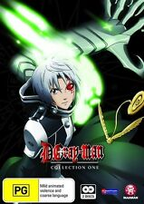 D.Gray-Man : Collection 1 : Eps 01-13 (DVD, 2009, 2-Disc Set)-FREE POSTAGE