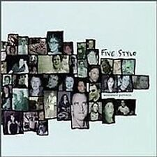 5ive Style- Miniature Portraits CD NEW/SEALED Five Style OOP
