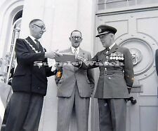 B/W 6x6 Negative Corporal R A Mitchel 1950s 1960s