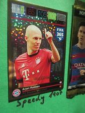Panini Adrenalyn FIFA 365 Limited Edition Robben Bayern München Limitiert