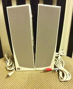 2PC JBL Pro Computer Speakers 304241-001 - Nice Condition
