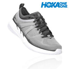 HOKA ONE ONE Tivra Women's Running Shoes Trainers Silver Sconce / Pavement