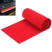 Red Soft Nylon & Cotton Dust Cover Cloth for Piano Key Keyboard Cover Case Cloth