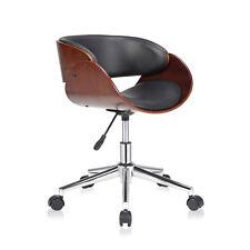 Silla retro giratorio cuero artificial Diseño Clásico taburete Oficina My Sit