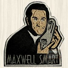 Get Smart Maxwell with Shoe Phone Patch TV Series Car Agent 86 Embroidered