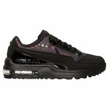 Nike Air Max LTD 3 Prem Black/Dark Grey Running Shoes 695484 007 Mens Sz 8.5