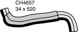 Mackay Radiator Hose (Top) CH4657 fits Hyundai Terracan 2.9 CRDi 4x4 (HP)