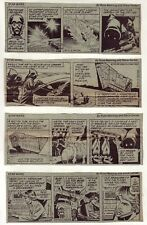 Star Wars by Russ Manning - 1st year - 18 scarce daily comic strips - Sept. 1979