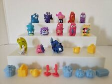 Lost Kitty Characters Lot of 24 pcs Figures Toys Series Kitties & Accessories