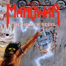 Manowar : The Hell of Steel - The Best Of CD (1994) ***NEW*** Quality guaranteed