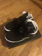 Air Jordan 5 Retro Oreo Size 6 YOUTH Black White