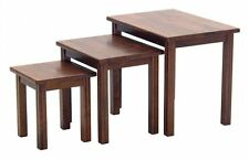 Less than 60cm Height Wooden Living Room Tables