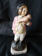 Art Deco Pottery Figurines