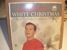 Pat Boone White Christmas DOT DLP 3222 VG / VG