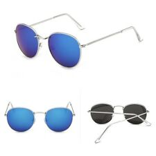 Retro Round Oval John Lennon Sunglasses Small Lens Fashion Shades
