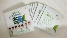TONYMOLY THE Chok Chok Green Tea Water Toner Pack 10 sheets  / Korea Cosmetics