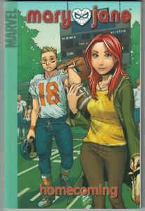 MARY JANE Vol 2 Homecoming Digest Sean McKeever Marvel Age 2005 NEW NM