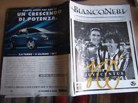 MAXIRIVISTA=BIANCONERI 1897-1997 JUVECENTUS CENTO ANNI DI JUVENTUS=CM 40X30=