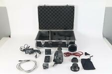 Sony Dsr-Pd100A Digital Camcorder With Accessories