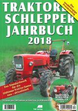 Traktoren-Schlepper-Jahrbuch 2018 Preis-Katalog Youngtimer/Oldtimer-Preise/Buch