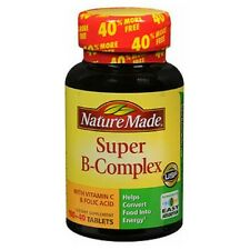 Nature Made Super B-Complex Dietary Supplement 140 tabs