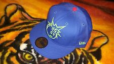 The Hundreds~Adam Bomb New Era~Size 7 3/4~Blue/Green/Red~VERY RARE '08 Deadstock