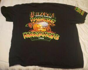 Universal Halloween Horror Nights Shirt 2020. 30 Years 1992. XXL. ORLANDO
