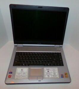 "Vintage Sony VAIO Model PCG-9S1L Windows XP 15.4"""