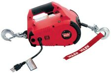 Warn PullzAll Pulling Lifting Tool Winch Hoist 110V Hand Held Electric Portable