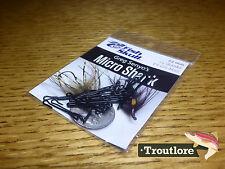 FLYMEN FISH SKULL SENYO'S MICRO TROUT HOOK SHANK 23mm NEW FLY TYING SHANKS