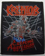 kreator extreme aggression WOVEN  PATCH
