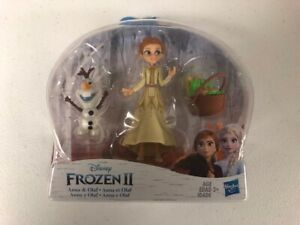 Frozen 2 Anna and Olaf Figures---Newly Released, Fast Shipping