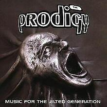 Music For The Jilted Generation von Prodigy,the | CD | Zustand gut