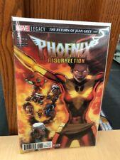 Phoenix Resurrection #1 3-D Lenticular Cover Marvel Comics