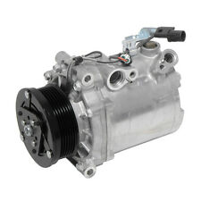 New AC A/C Compressor, Fits: 2008 2009 2010 Mitsubishi Lancer L4 2.0L Non Turbo