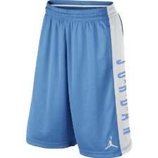 Nike Air Jordan AJ Highlight Basketball Shorts Light Blue Pantalón Baloncesto