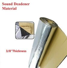Sound Deadening Material, Heat Shield Insulation, Thermal & Noise Proof 120