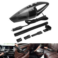 Portable Car Vacuum Cleaner 12V Auto Mini Handheld Wet Dry Cleaning Duster 120W