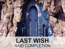 Destiny 2 | Forsaken - Last Wish Raid Completion - Recovery (XB1, PS4, PC)