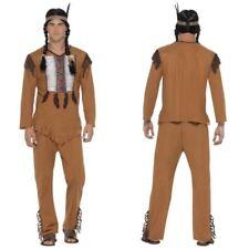 Costumi e travestimenti Smiffys per carnevale e teatro taglia M, tema nativi americani