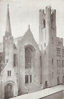 NEW YORK CITY -  St. Luke's Lutheran Church - ARCHITECTURE - pre-zip code card
